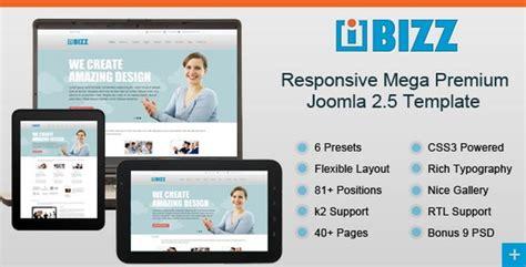 30 free and premium responsive joomla templates ginva