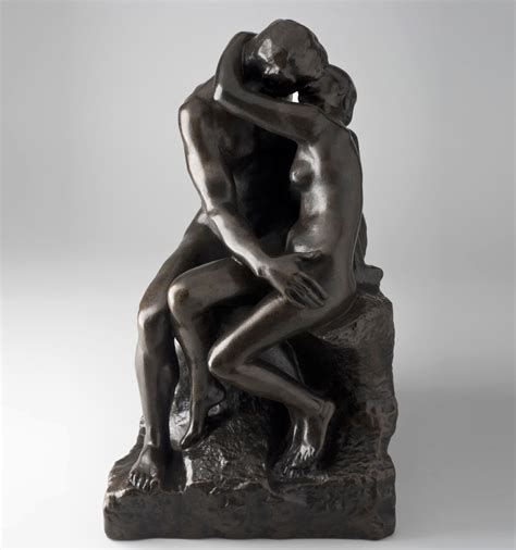 le culle le baiser d auguste rodin reproduction de sculpture