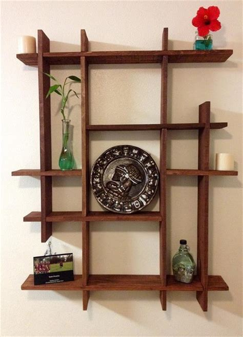 Decorative Shelf Ideas | 96 diy wooden pallets decorative shelf ideas pallets designs