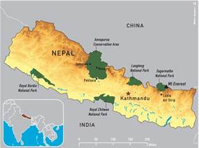Map Nepal by Pics Photos Nepal Map Jpg