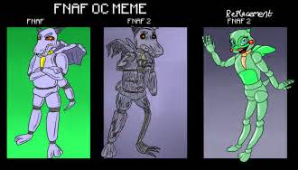 Fnaf grim oc by pokedragons8 on deviantart