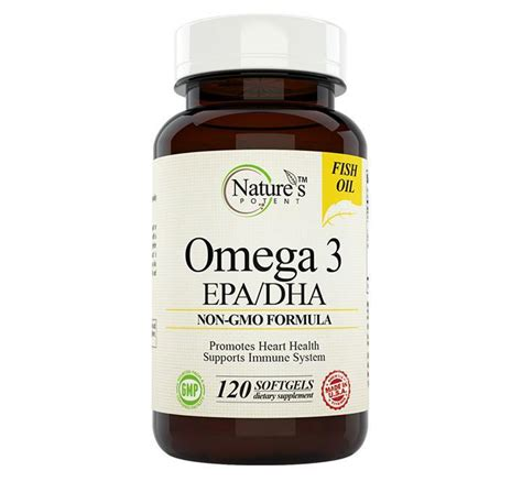 Omega 3 Omegacor Natures Health Omega 3 Epa Dha Tertinggi 1 how to eat healthy and enjoy your food nature s potent