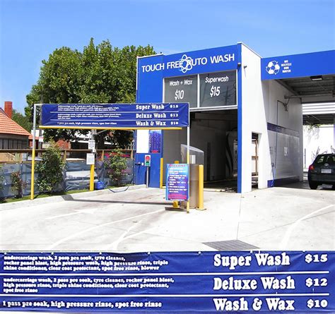 st kilda car wash home
