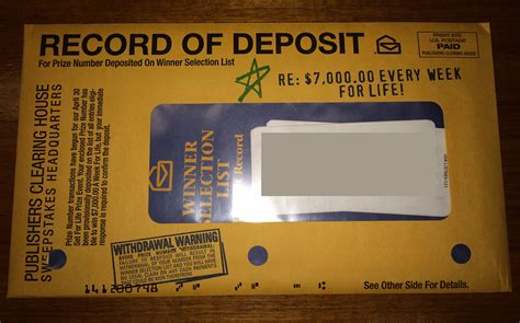 How Do You Know If You Won Pch - what s the publishers clearing house record of deposit pch blog