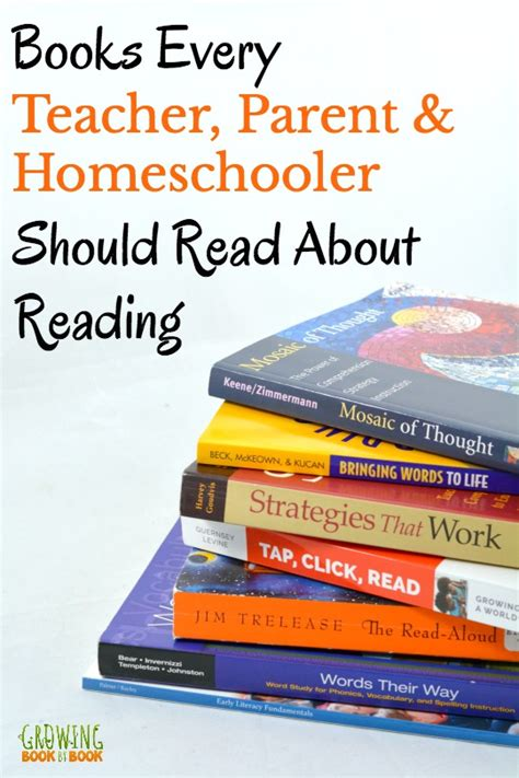 what every parent should about school books books every homeschooler and parent should read