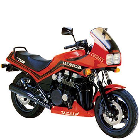 Louis Motorrad Voucher by Parts Specifications Honda Cbx 750 F Louis Motorcycle