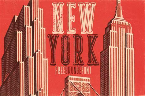 newyork font befontscom