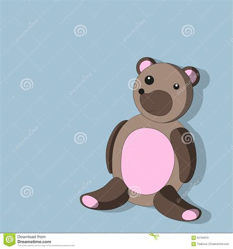 light pink teddy bear royalty free stock image brown teddy bear image 62784876