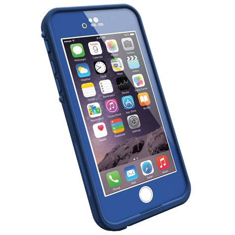 lifeproof fr for iphone 6 soaring blue 77 50338 b h
