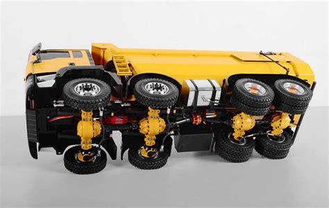 rc truck rc4wd 1 14 8x8 armageddon hydraulic dump truck rc truck stop