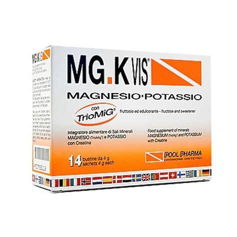 alimenti con magnesio e potassio integratore magnesio e potassio mg k vis farmacia costanzo
