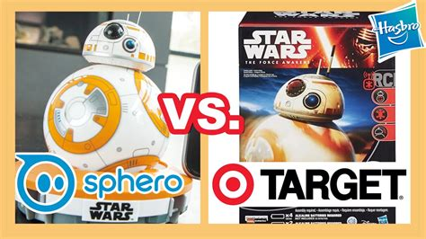 Toys Bb8 wars bb8 sphero vs bb8 hasbro quot target quot