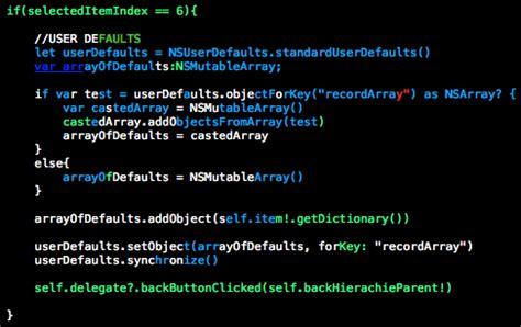 tutorial xcode 6 1 1 ios xcode 6 1 weird behaviour in swift code