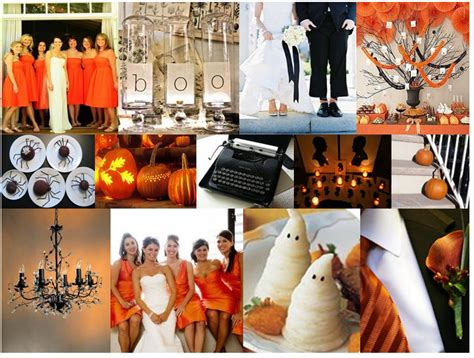 halloween themed decorations angel court jewels halloween weddings