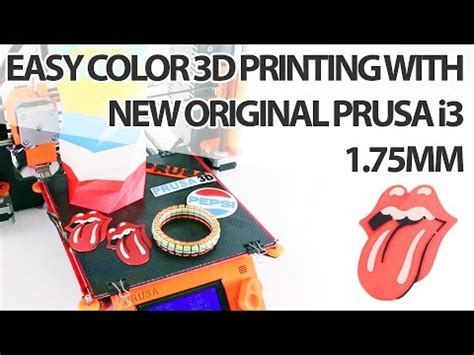 Cing On Pch - vote no on prusa i3 kit dual extruder video 7
