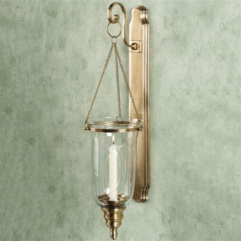 Brass Wall Sconce Brookville Brass Wall Sconce