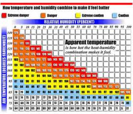 6 best images of ideal indoor humidity chart winter