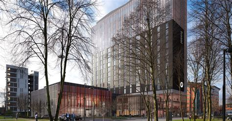 Mba Manchester Basketball by Of Manchester Hotel Plan 300 Room Hotel And