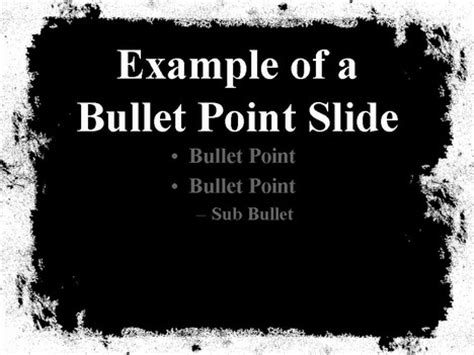 Grunge Powerpoint Template Grunge Template