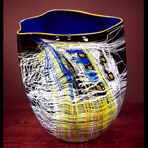 Chihuly Vase by T C C Chihuly Vase