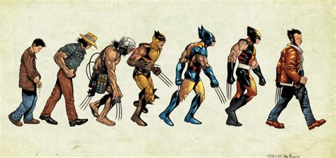 imagenes de wolverine enojado wolverine a visual history of the most dangerous mutant