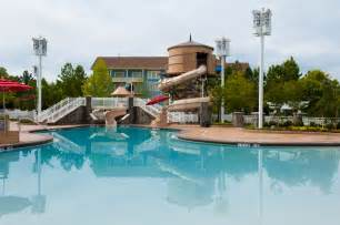 buchen schwimmbad theme pool now open at disney s saratoga springs resort spa