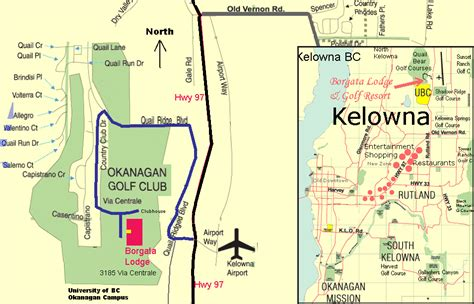 printable map kelowna map borgata lodge kelowna vacation rentals
