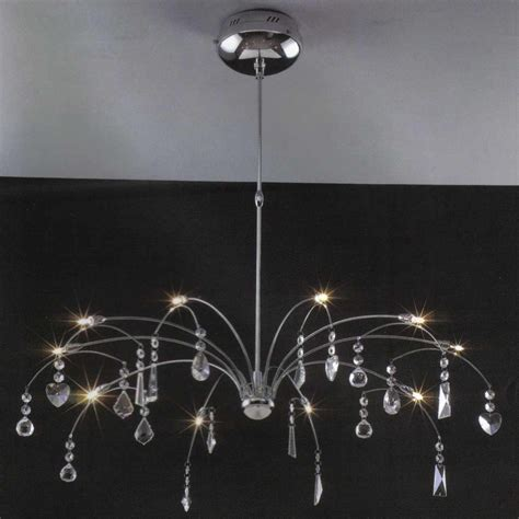 Modern Chrome Chandelier brizzo lighting stores 31 quot modern