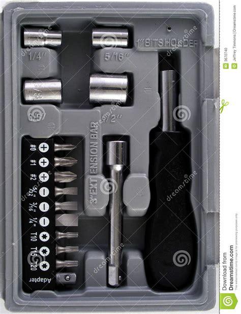 Small Home Tool Kits Mini Tool Kit 11 Stock Photo Image 3670740