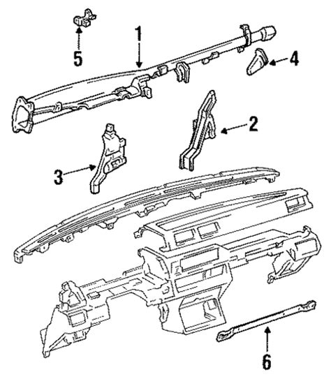 Parts For 1988 Toyota Instrument Panel For 1988 Toyota