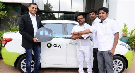 Car Types In Ola Cabs by Ola Incentive Plans 15th June 2017 Onwards Uber Guru