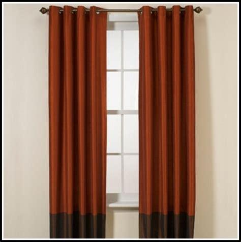 burnt orange and brown shower curtain burnt orange sheer curtain scarf curtains home design