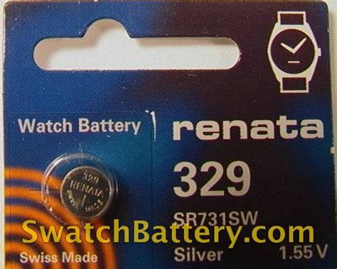 Dijamin Button Cell 329 Sr731sw 329 battery sr731sw battery