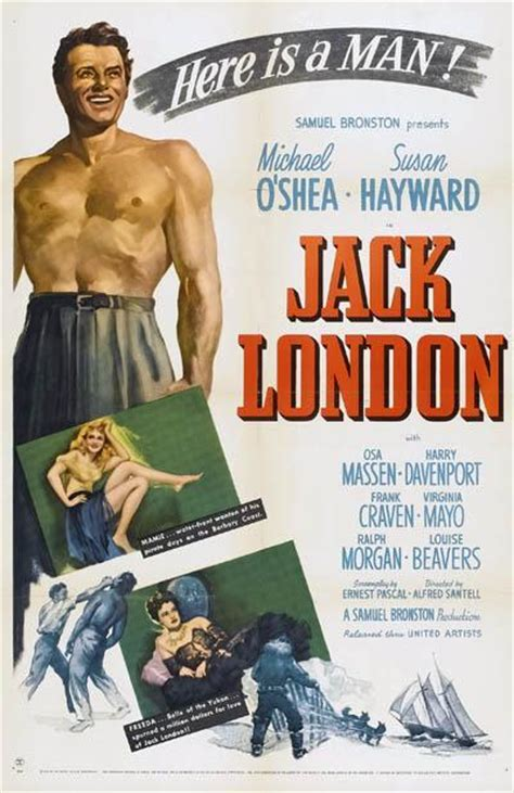 imagenes de jack london aventuras de jack london 1943 filmaffinity