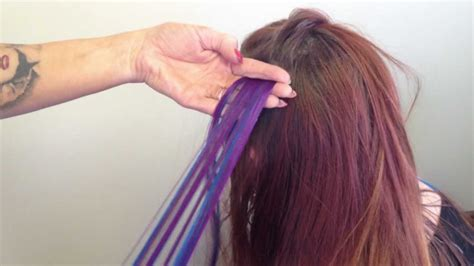 How To Choose Your Color Of Hair Extensions Lox Hair Extensions Two Color In Hair Extensions How To Mov