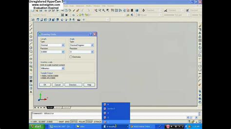 autocad 2007 tutorial youtube autocad 2007 tutorial how to change insertion scale