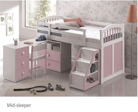 Midi Sleeper Bed by Beds For Everyone Cabin Beds Midi Sleepers Sleep Stations