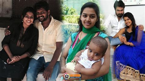 actor and actress real life saravanan meenatchi actors actress with real life family