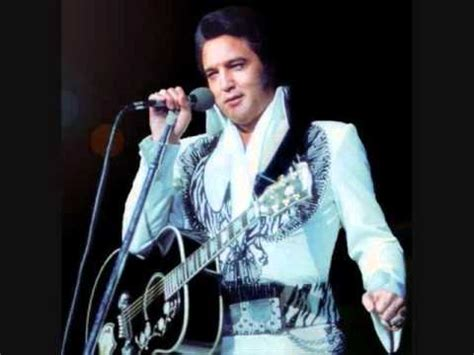 who sings in color elvis sings quot a thing called quot 1972