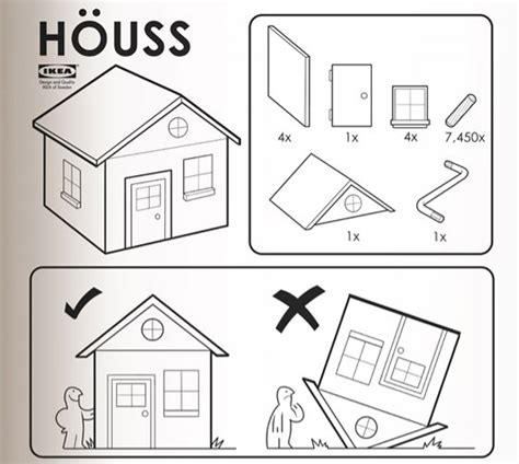 Build Your Own House Online 8 hilarious ikea memes videos and homage websites ted blog