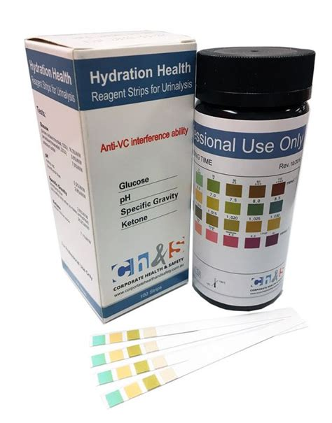 hydration test strips hydration urine test strips corporate health safety