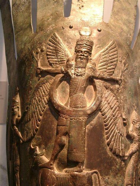sumerian god anu truth control