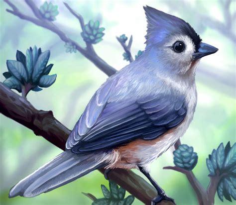 beautiful bird paintings  premium templates
