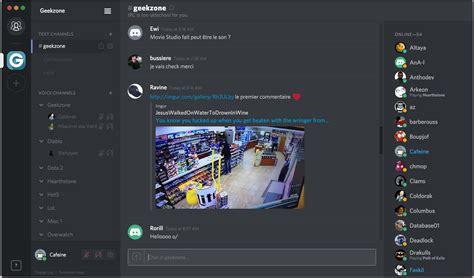 discord youtube integration discord donne la parole aux joueurs geekzone fr