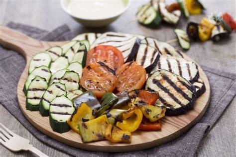 cucinare lumache surgelate ricetta verdure grigliate la ricetta di giallozafferano