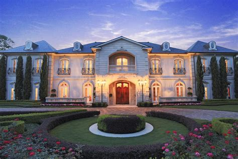 large homes river oaks estate displays epic luxury houston chronicle