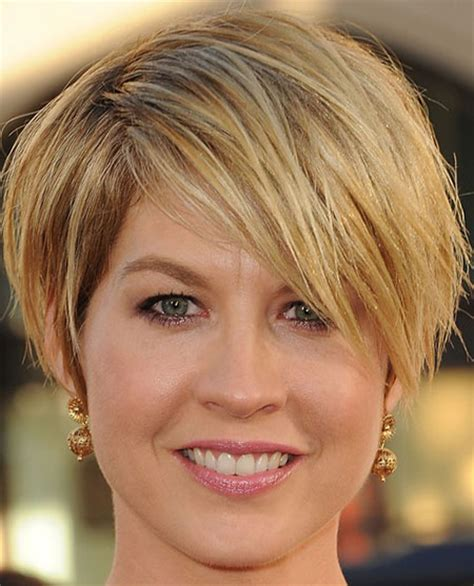 Jenna Elfman Short Haircut   Short Hairstyles 2016   2017