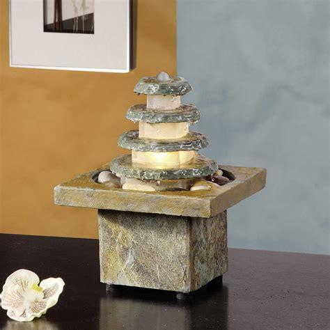 beleuchtung zimmerbrunnen kaskaden zimmerbrunnen mit beleuchtung satoko
