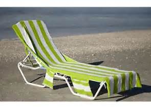 towel that covers the entire length of lounge chair