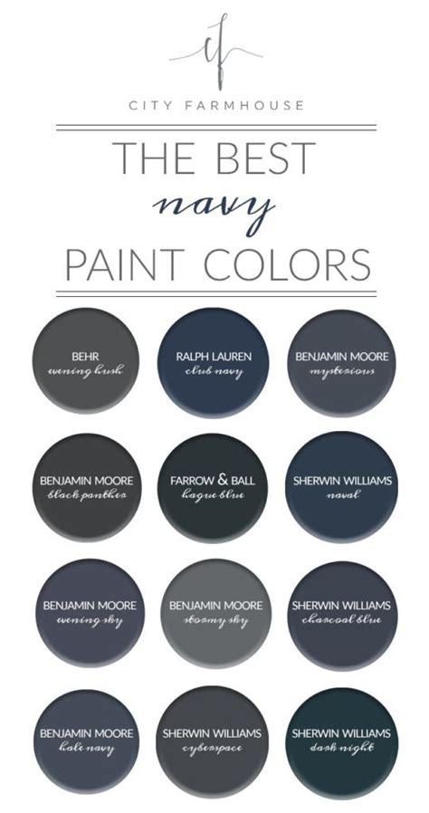 our favorite navy paint colors best 25 navy paint ideas on pinterest navy paint colors